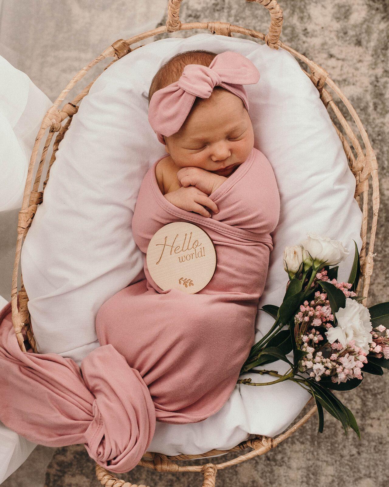 Snuglete Set Baby Swaddle Swaddle Newborn Announcement
