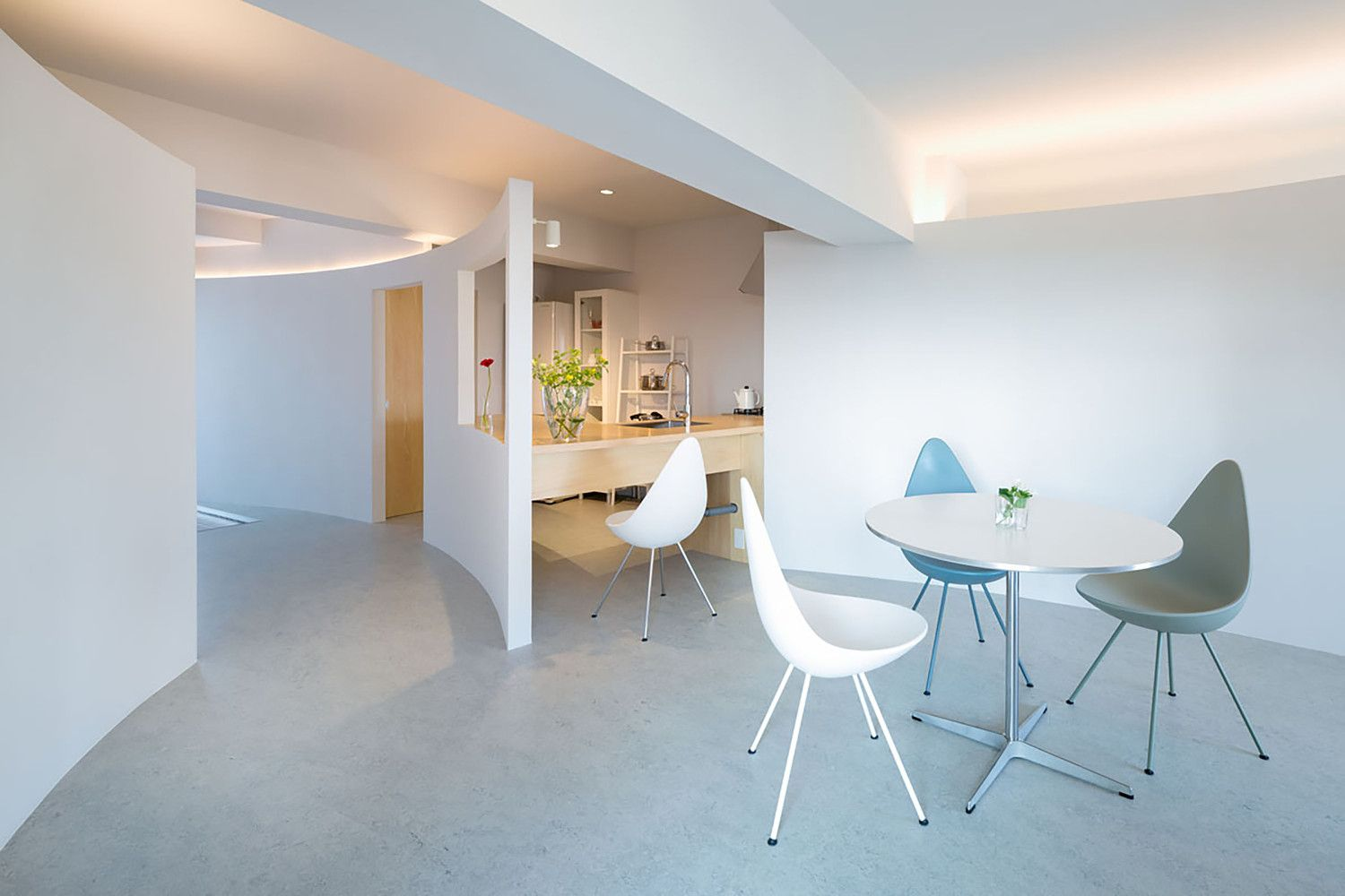 Apartment in Sagami-ohno / MAMM DESIGN