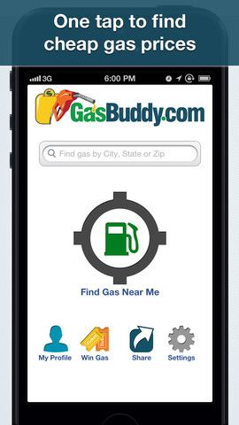 Cheap Gas Finder >> Gasbuddy App Noteworthy Apps Cheap Gas Cheap Gas Prices
