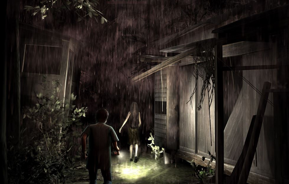 13 Alternative Horror Games To Play This Halloween サイレン ゲーム