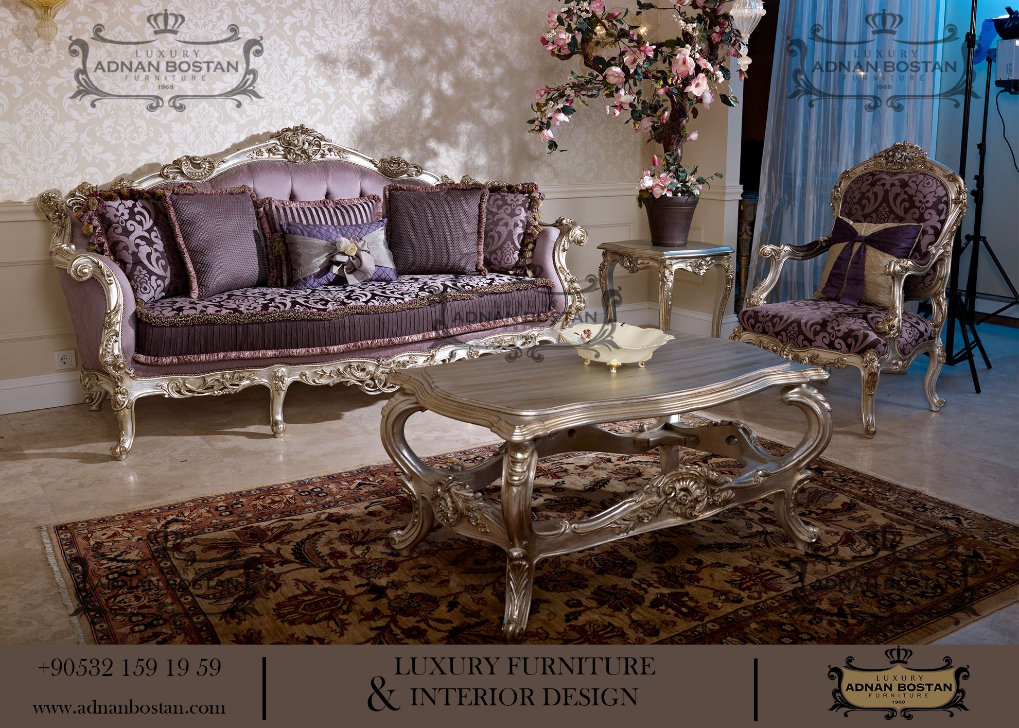 AdnanBostanFurnitureAndDecorations LuxuryFurniture