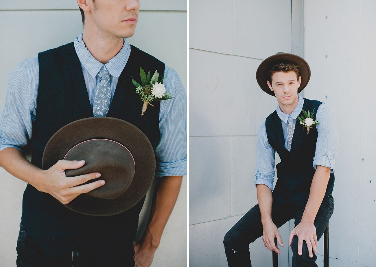 GWS x Neck and Tie Co. Collection // floral tie and floral bowtie ...