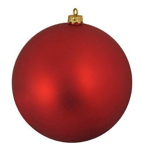 large shatterproof christmas ornaments