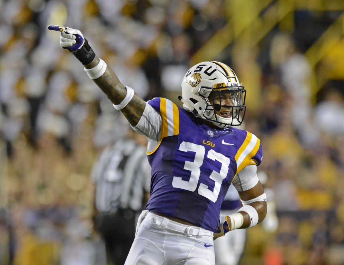 d00f4d84d Photos  Our favorite photos of LSU s always-animated safety Jamal Adams