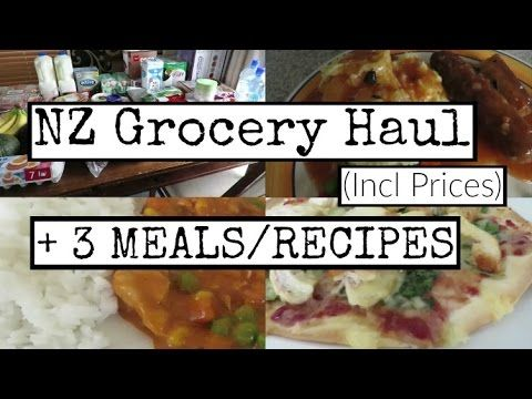 Nz grocery haul incl prices 3 mealsrecipes living with nz grocery haul incl prices 3 mealsrecipes living with wildlings australian nz cuisine pinterest ethnic recipes meals and cuisine forumfinder Images