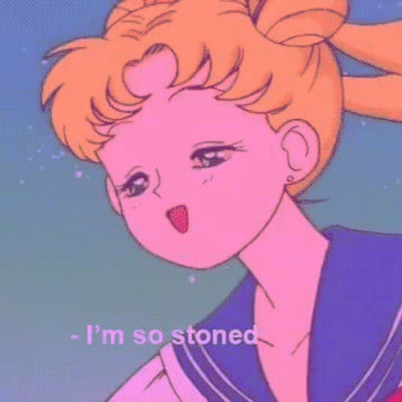 Sailormoon Stoner Stoneraesthetic Sailormoonaesthetic