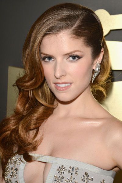 5 Crazy Good Hairstyles From The Grammys Anna Kendrick Has Been Killing It Lately Hair