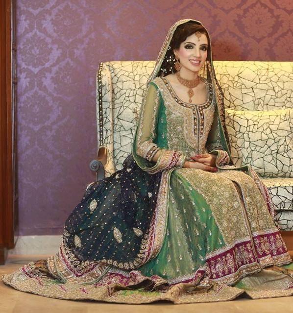 Pakistani Wedding Ideas: Pakistani Wedding Dresses, Pakistani