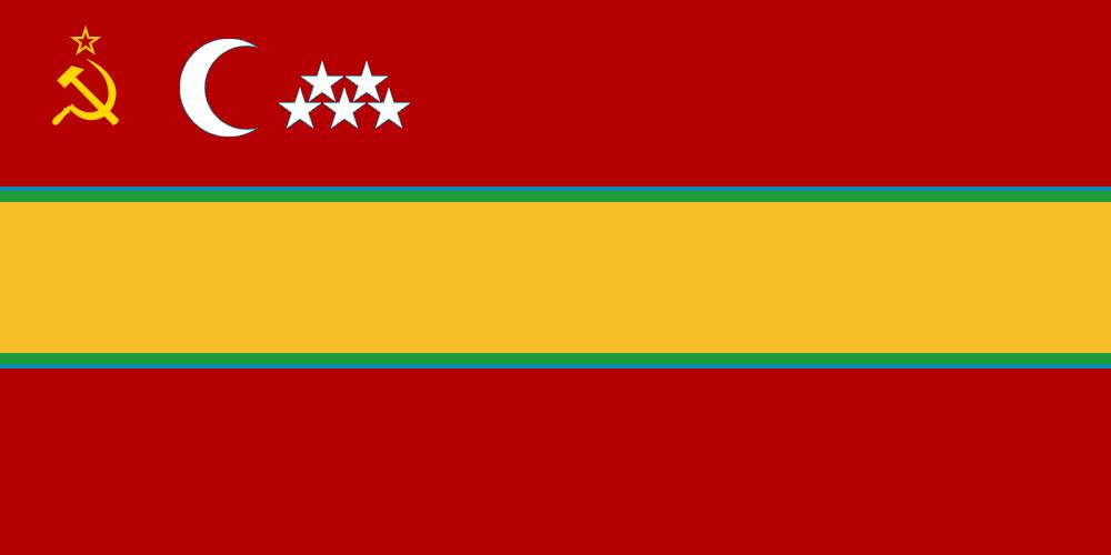 Flag Of Karakalpak People S Ssr By Tylero79 On Deviantart Historical Flags Soviet Union Flag Flags Of The World