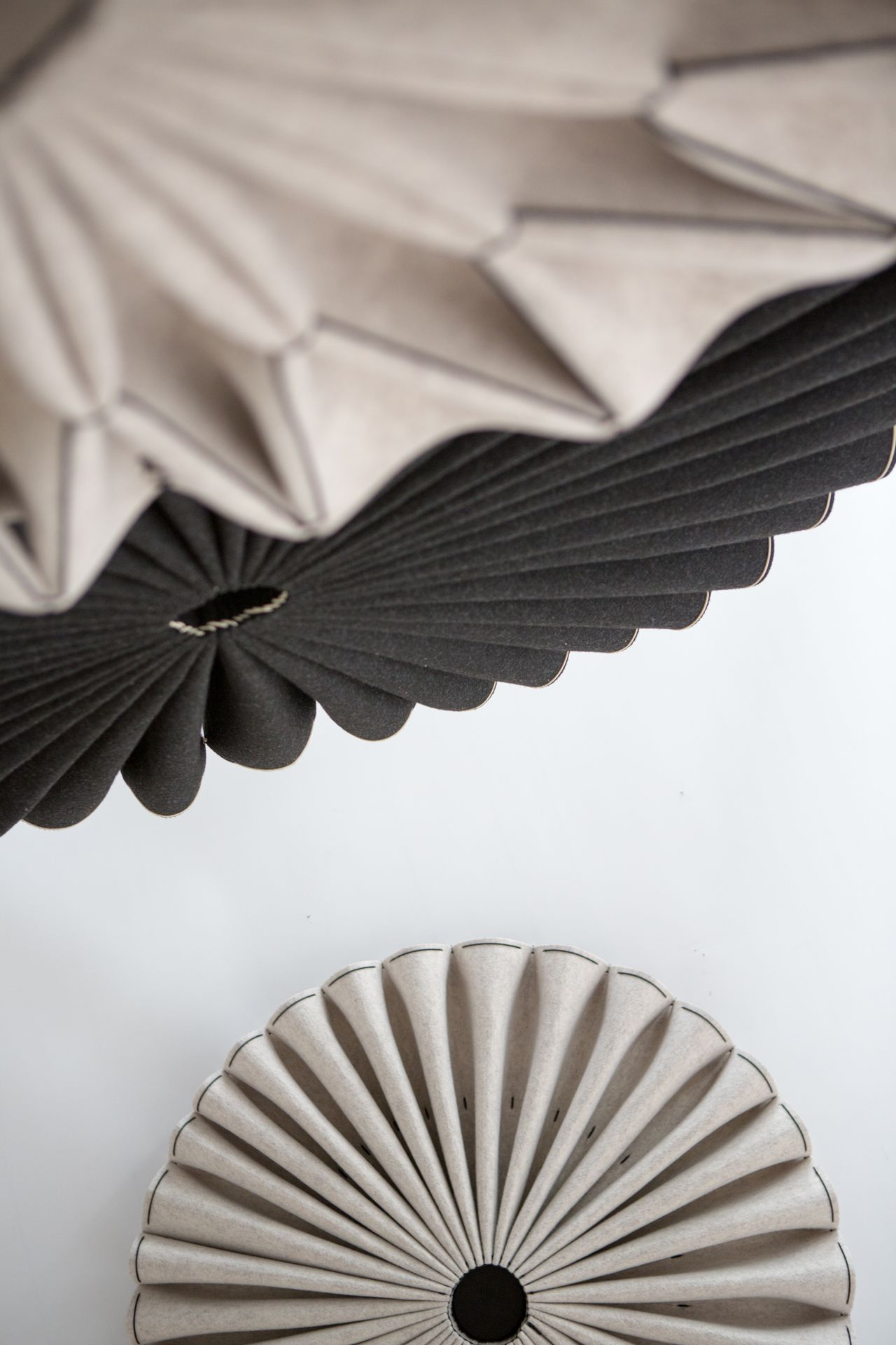 Akustik Design Buzzipleat Sculptural Sound Absorbing Forms By 13 9 Design