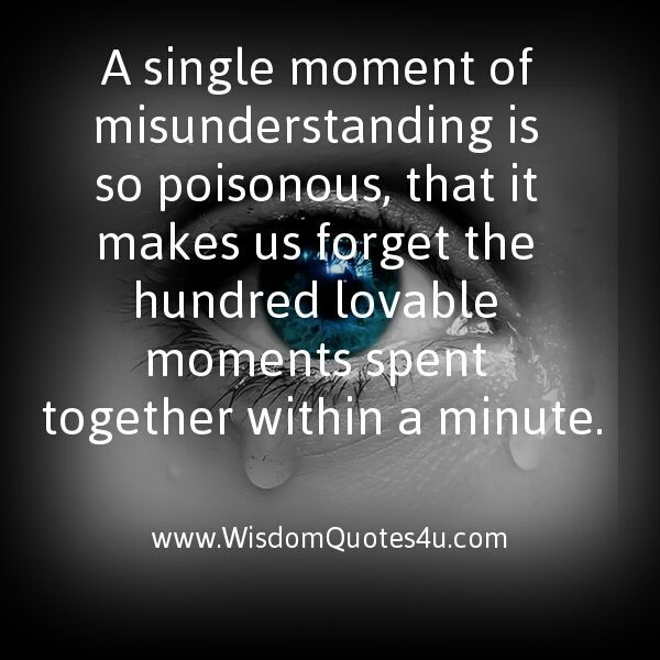 Misunderstanding Quotes Fascinating Image Result For Misunderstanding Quotes  Yup  Pinterest