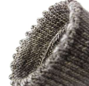 Picot Hem Bind-Off: The Cadillac Of Bind-Offs (I love this bind-off... I use ...