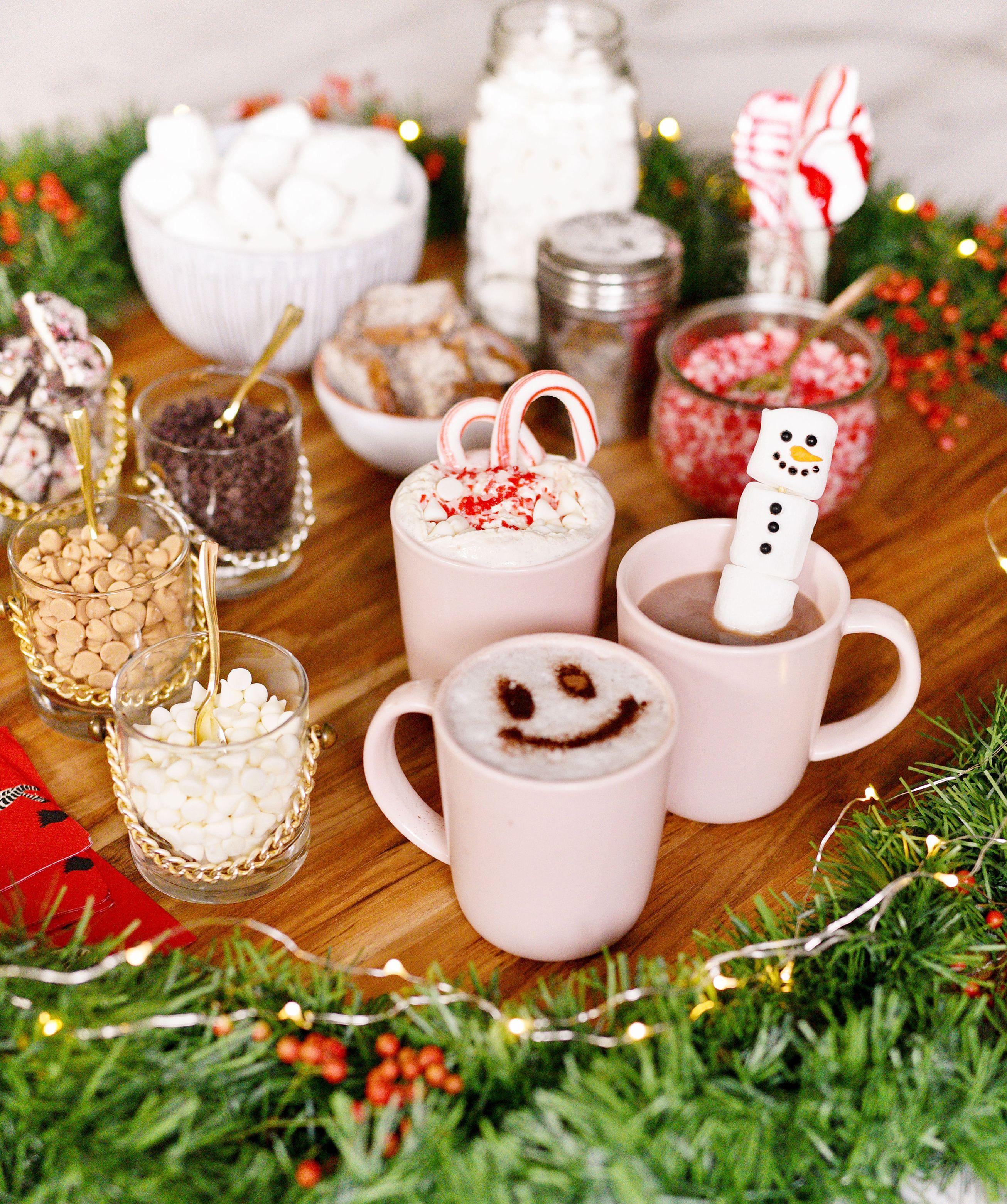 Diy hot cocoa bar ps i made this diy hot cocoa