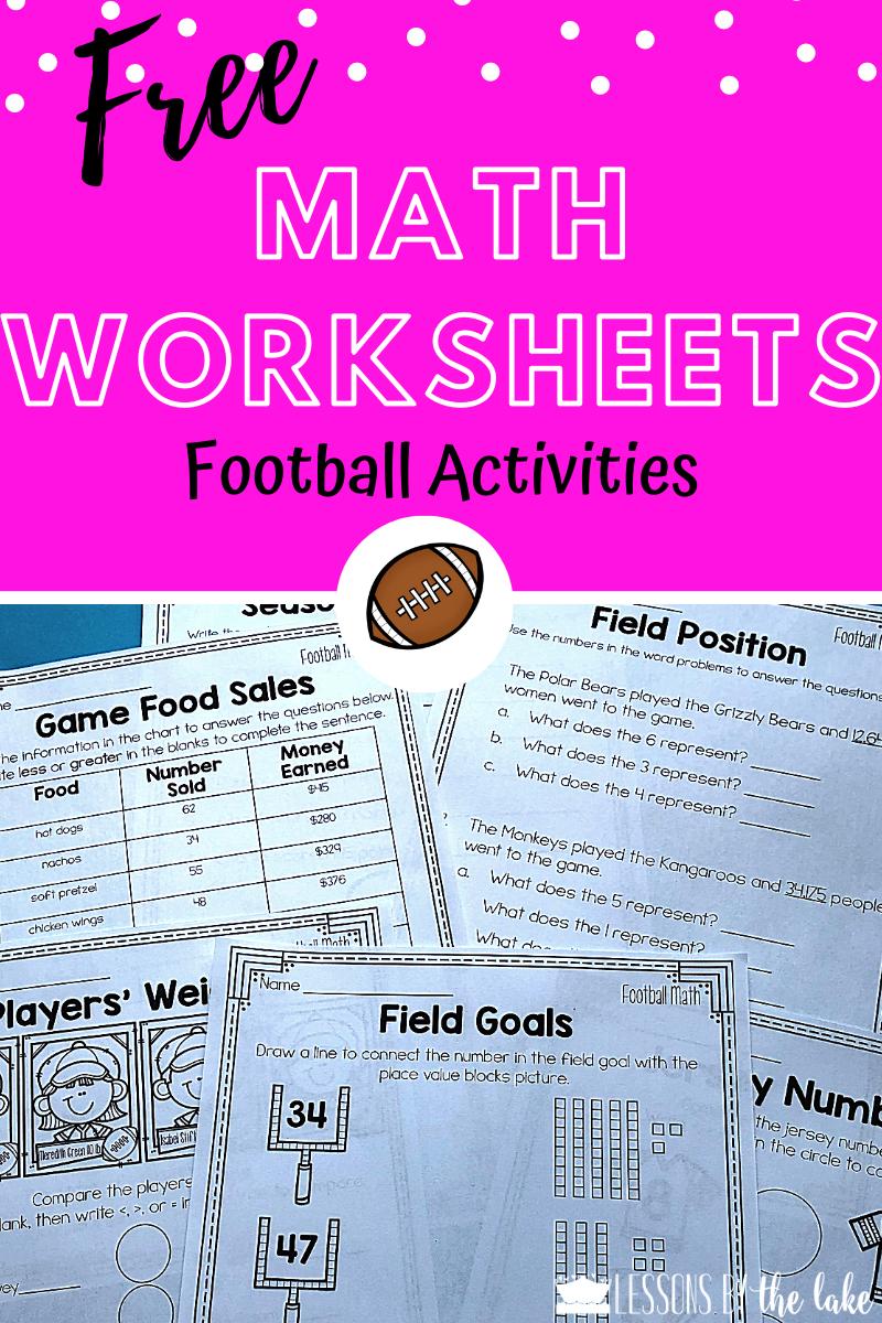 Free Math Activities 2nd Grade Free Math Activity Math Math Activities [ 1200 x 800 Pixel ]