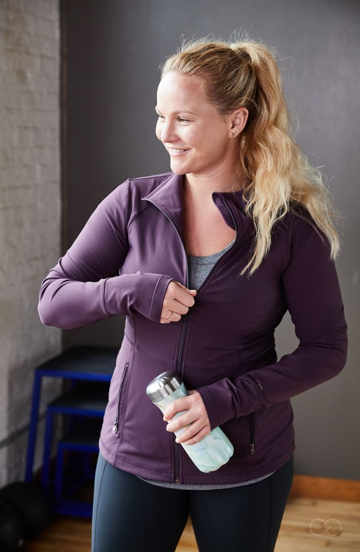 832badc300e60 The CALIA™ by Carrie Underwood Women s Core Fitness Jacket is essential to  your comfort this