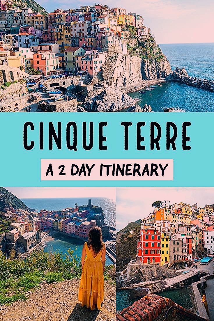 2 Days Cinque Terre National Park Itinerary - Something of Freedom