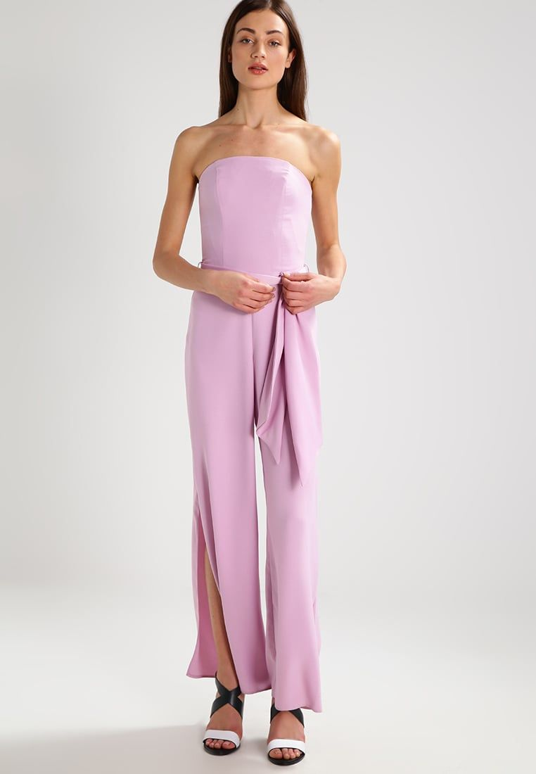 Overall / Jumpsuit /Buksedragter - purple | Wardrobes