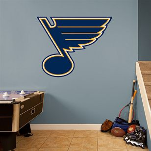 st louis blues i bet this is what my cousins room is on wall street bets logo id=67482