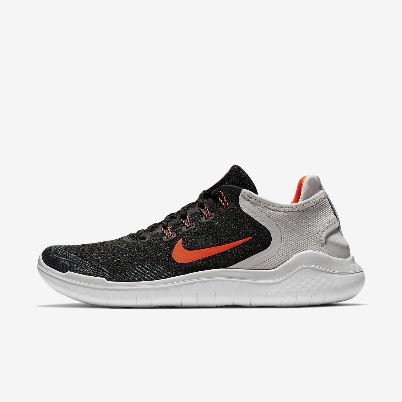 785d1653bb2 Nike Free Rn 2018 Men s Running Shoe - 9.5 Crimson