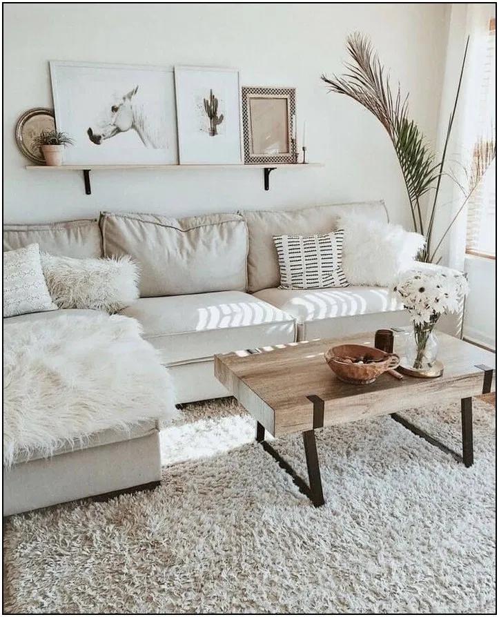 Photo of 131 gemütliche kleine wohnung wohnzimmer dekorationsideen mit kleinem budget 64 | Homydepo