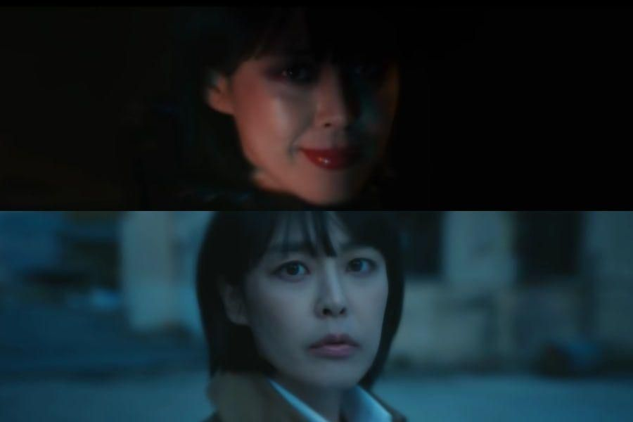 """Watch: Lee Ha Na Faces Off Against A Villain Who Can Perfectly Imitate Her Voice In """"Voice 4"""""""