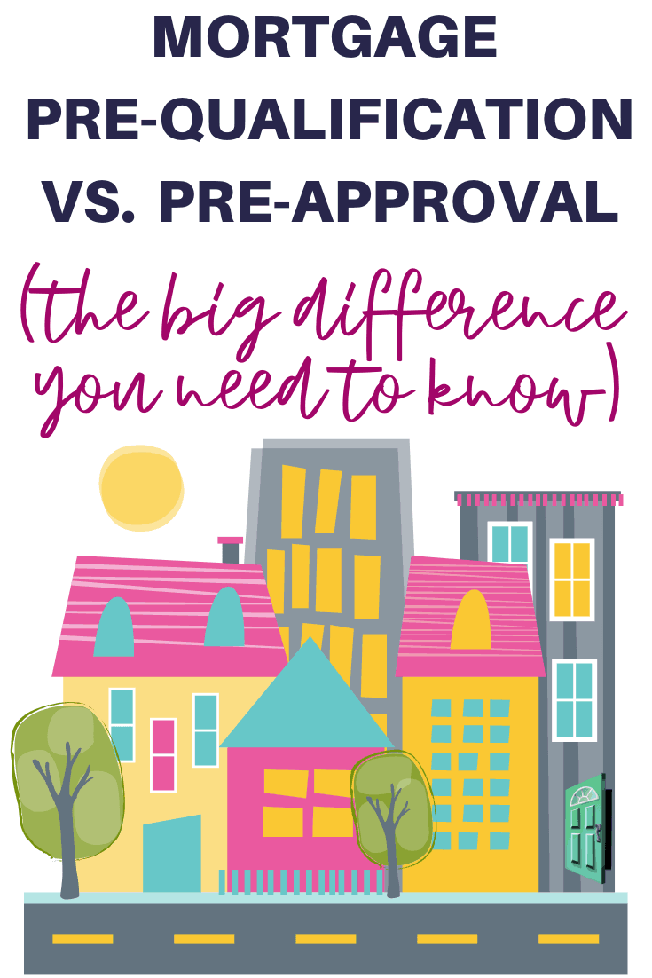 Mortgage Pre Qualification Vs Pre Approval Which One Should You Get In 2020 Money Management Printables Mortgage Mortgage Tips
