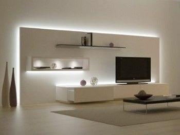 led-verlichting-woonkamer.jpg 350×263 pixels | Interieur | Pinterest ...