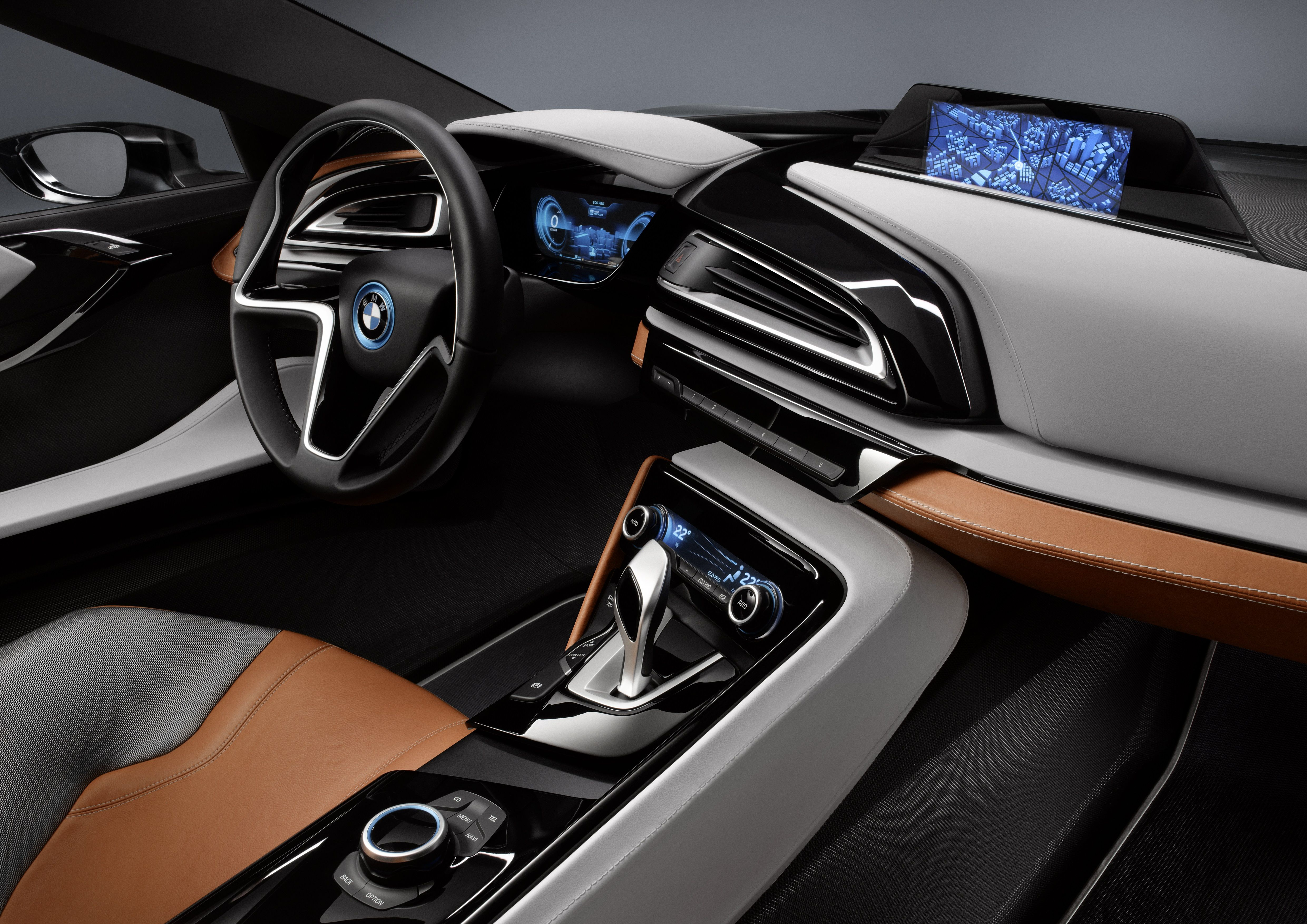 Pin On I8 Spyder Concept