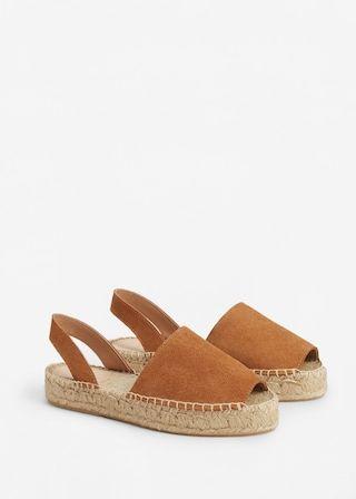10f4f1db3fe Alpargata piel - Zapatos de Mujer