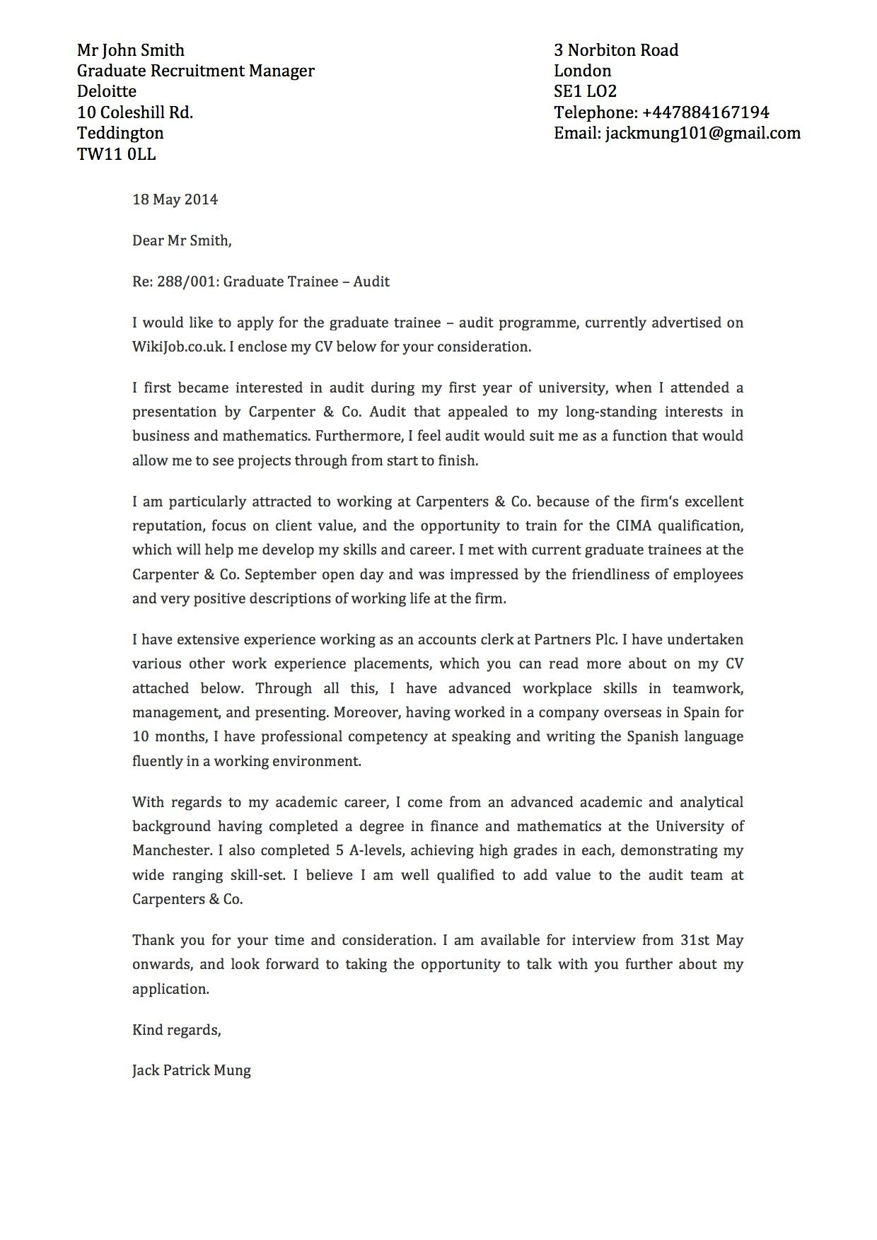 Formal Cover Letter Letter Template Formal Letter Template  News To Go 2  Pinterest .