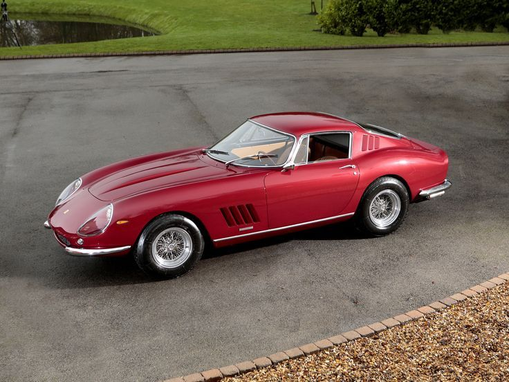 1967 Ferrari 275   The Big Picture