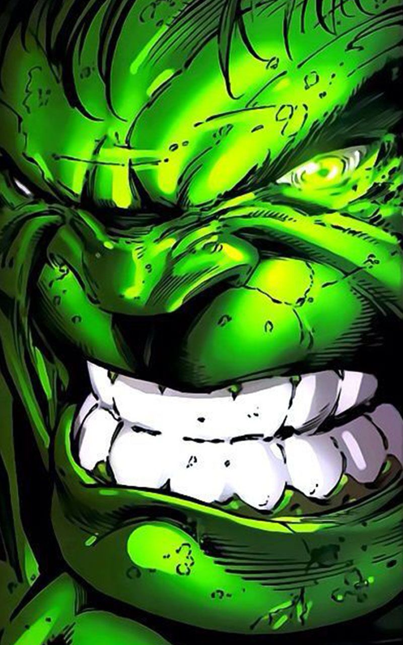 Wallpaper Hulk Full Hd Hulk Comic Hulk Art Hulk