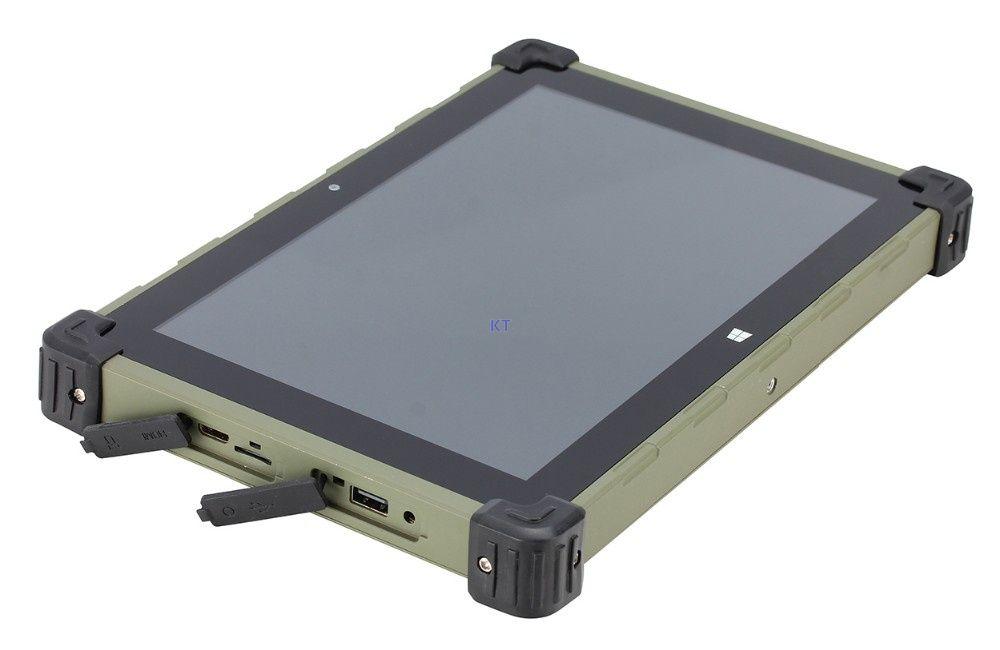 2017 China Rugged Tablet Pc Metal Case Windows 10 Ubuntu Mini Z3735f Quad Core