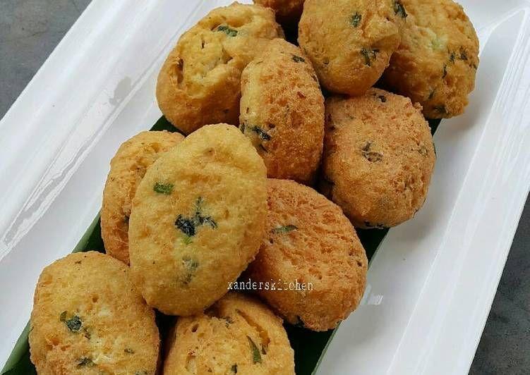 Resep Bakwan Tahu Oleh Xander S Kitchen Resep Resep Tahu Makanan Ringan Manis Makanan