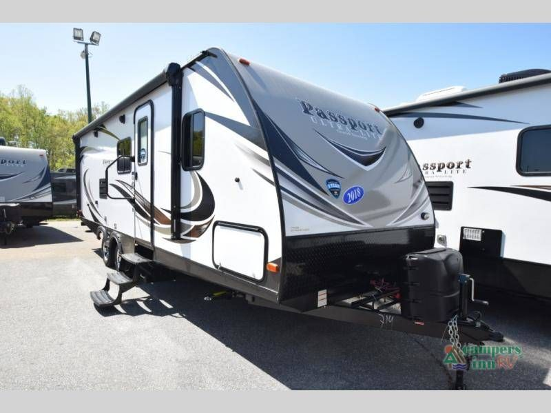 2018 Keystone Passport 2510rb Grand For Sale Mocksville Nc Rvt Com Classifieds Recreational Vehicles Keystone Passport Vehicles