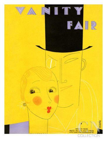 Eduardo García Benito para Vanity Fair, 1929