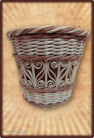 pin by Елена Островская on 2 Узоры pinterest paper basket