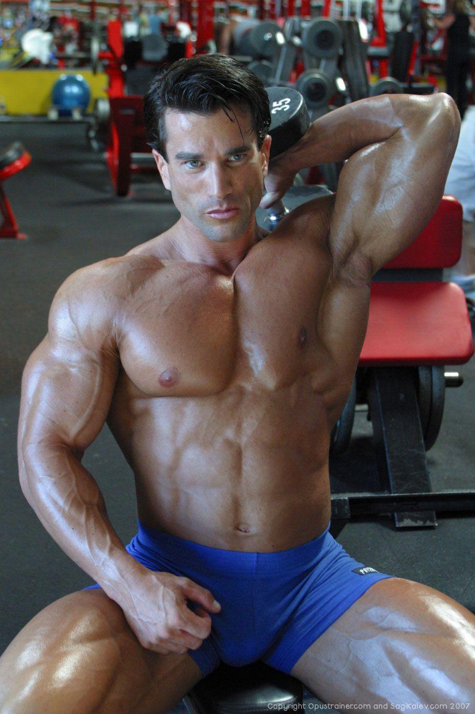 Joeysilverado Sagi Kalev Muscle Mayhem Sagi Kalev Bodybuilding Muscle