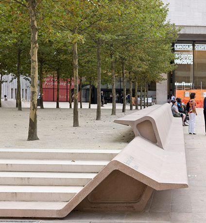 Stadium Seating And Benching Urban Landscape Design Architecture Urban Architecture