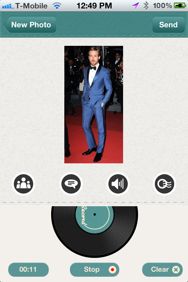 Capture the sights AND sounds of the red carpet with SeeMail.  #redcarpet http://seeml.me/seemailme