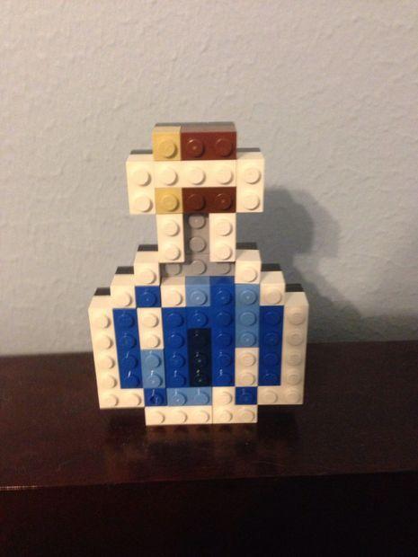 Cool Minecraft Toys : Lego minecraft potion stuff
