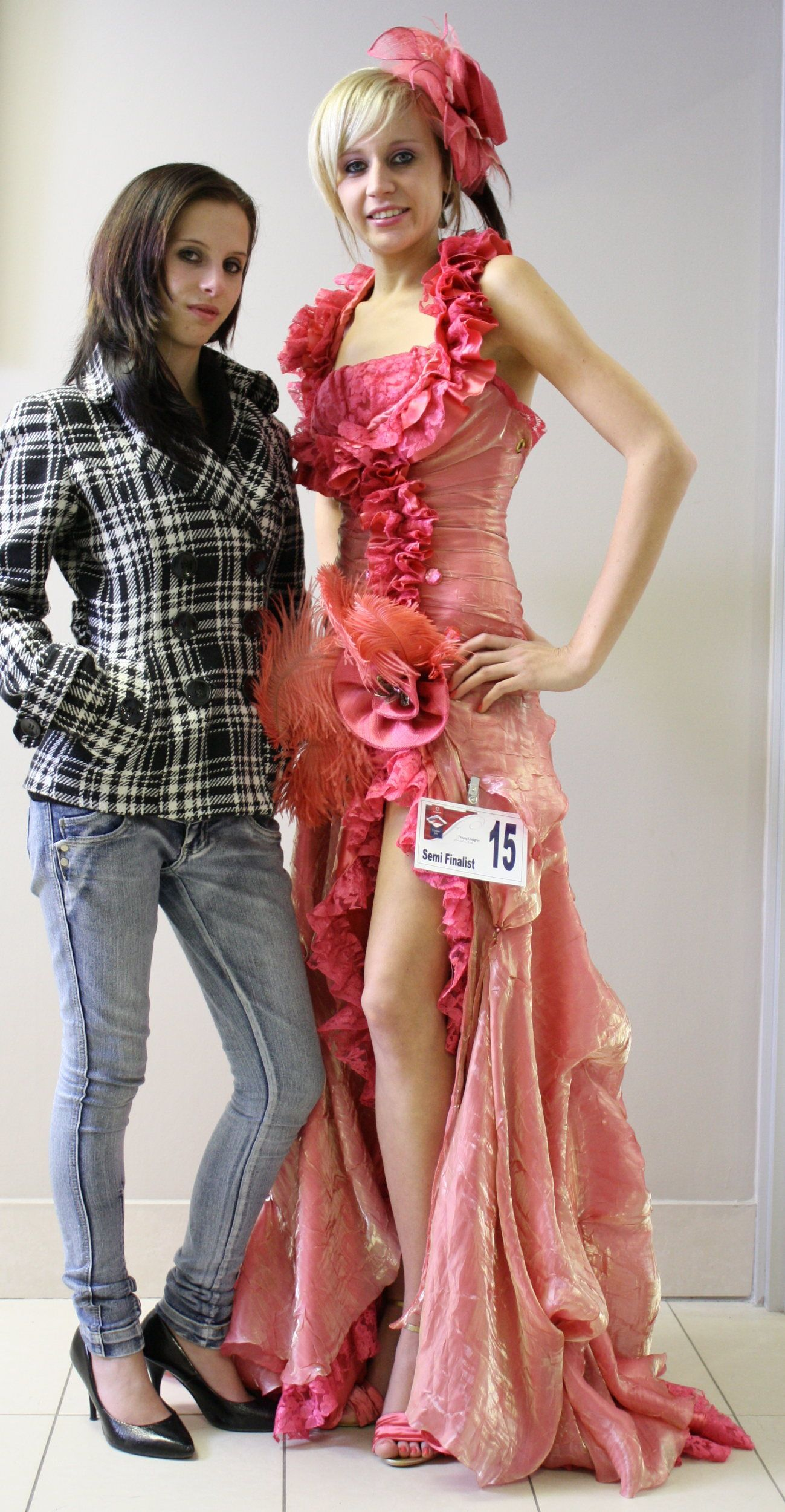 Free State Semi Finalist of the Durban July Young Designers award of 2011.