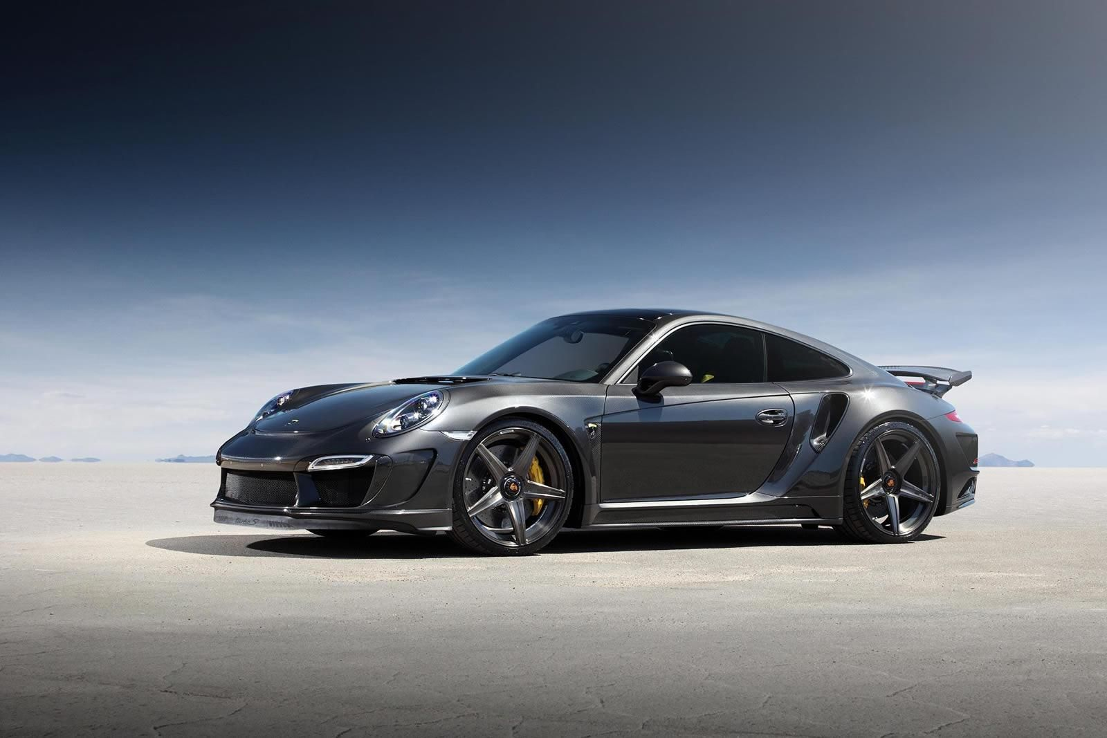 Topcar Asking 290 000 For A Porsche 991 Gtr Carbon Edition