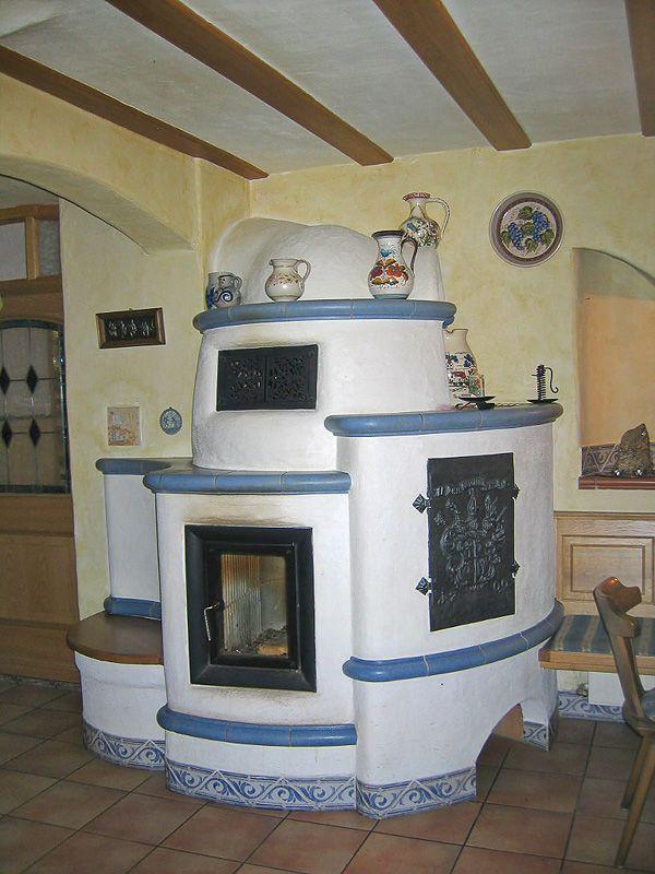 kachelofen rustikal kachelofen pinterest kachelofen rustikal und ofen. Black Bedroom Furniture Sets. Home Design Ideas