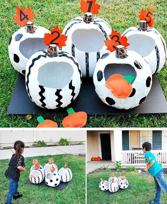 24 diy halloween party ideas for kids - Halloween Games For Kids Party At School