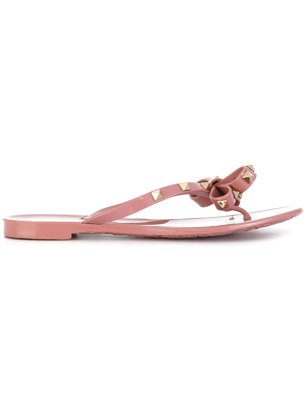 70165d661558 VALENTINO Valentino Rockstud Flip Flops.  valentino  shoes ...
