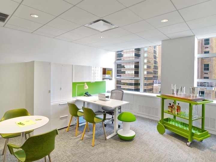 Educators 4 Excellence Offices By Kati Curtis Design New York City Retail Blog