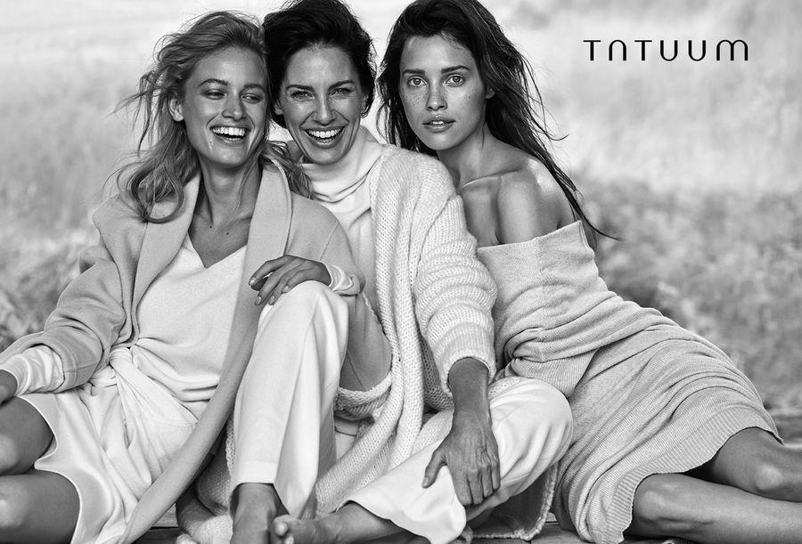 Tatuum jesień-zima 2016/2017  Kampania bez retuszu! | Ciuchy