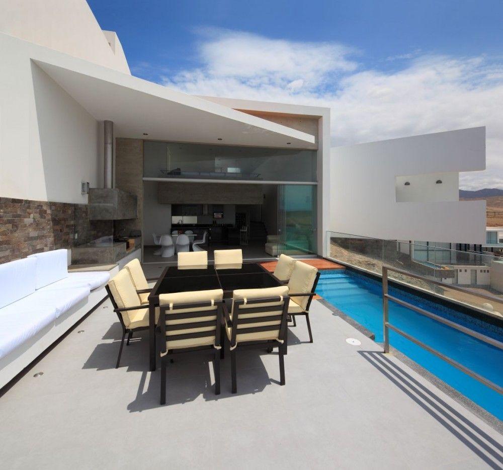 Beach House I-5 / Vértice Arquitectos - Lima/Peru