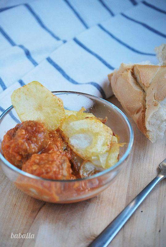 #receta #albondigas #meatballs